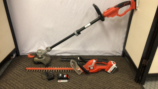 Black and Decker Hedge Trimmer/ Weedeater