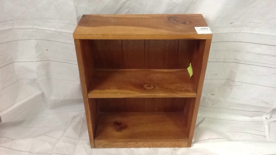 Small Wood Bookshelf