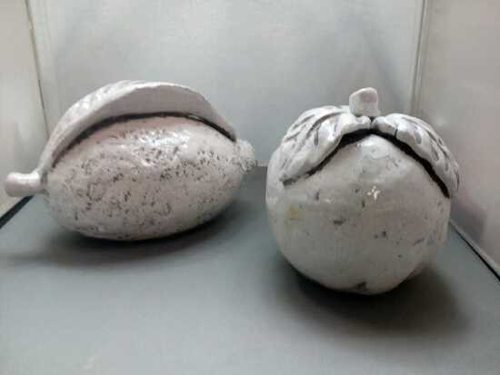 Pottery Fruits (2)