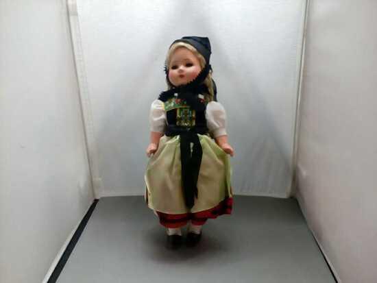 Vintage Gura Doll Black Forest