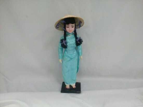 Vintage Viet Nam Doll