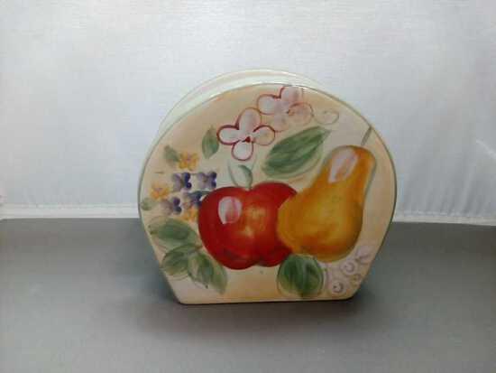 Ceramic Napkin Holder