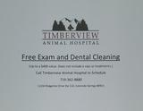 Timberview Animal Hospital Dental