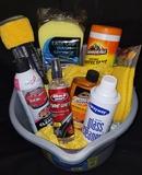 Car Wash Basket