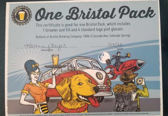 Bristol Beer Pack