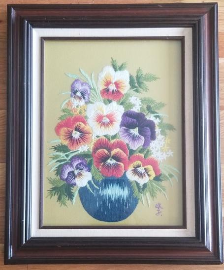 Embroidory Art