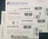 Tickets to the Denver Museum of Nature & Science