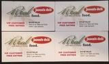 Jason's Deli Gift Cards