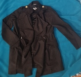 Ladies Trench Coat by Zeagoo