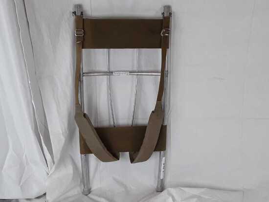 Cruiser aluminum pack frame.