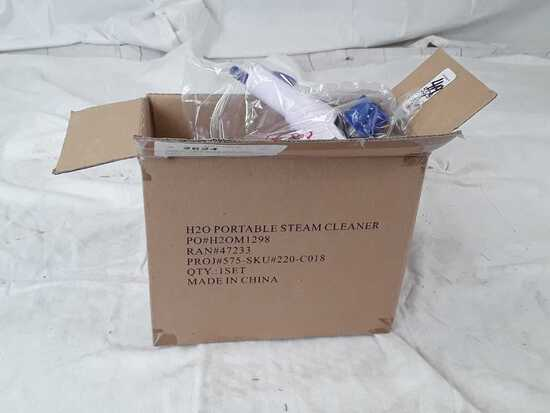 Thane housewares portable stream cleaner.