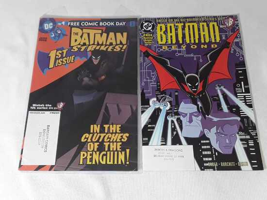 2 DC - Batman Comics