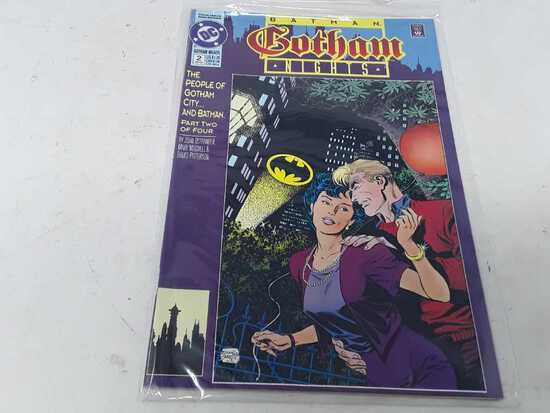 DC - Batman Gotham Nights. No. 2 Apr 92