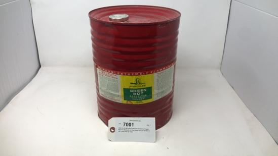12lb Tin of Hercules Green Dot Smokless Powder.