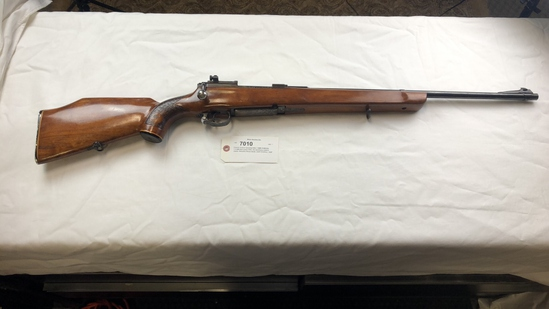 French Custom Sporting Rifle 7.5MM SN#9556.