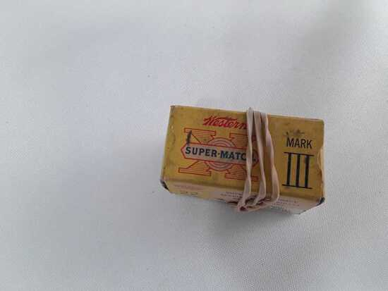 2 Boxes of Western 22 Short & Long Rifle Ammo.