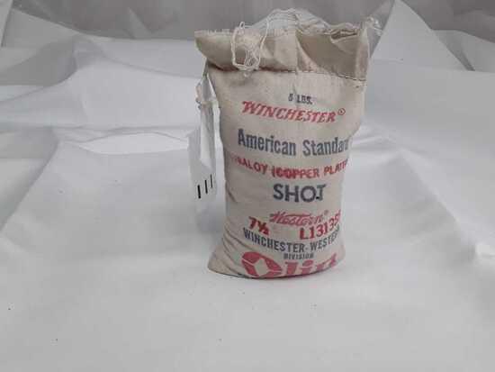 1 Bag of Vintage Winchester American Standard Shot