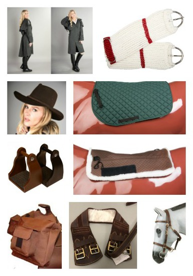 Leather Goods, Holsters & Tack Liquidation T