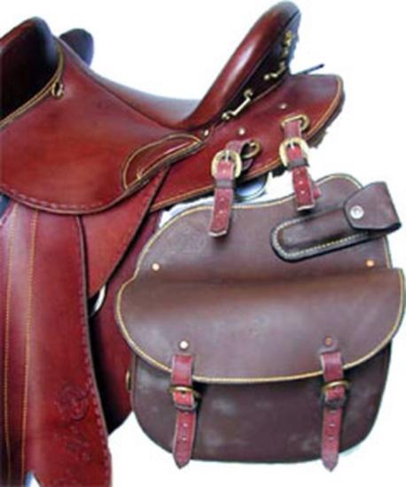BAG 900BR-L - CONTOUR BAG W/ KNIFE POUCH