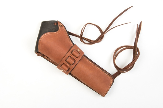 LPH 913-BR-R 7.5 LOW PROFILE HOLSTER - JAMES ROPE