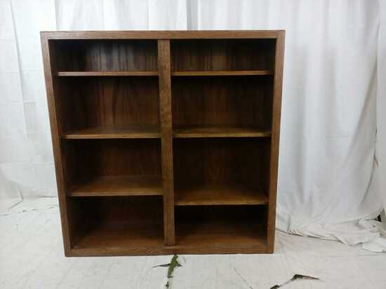 Wood Bookcase/Display Shelf
