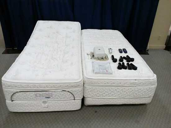 QUEEN SLEEPNUMBER - ADJUSTABLE BEDS