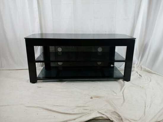 Black 3 - Tier Tv Stand