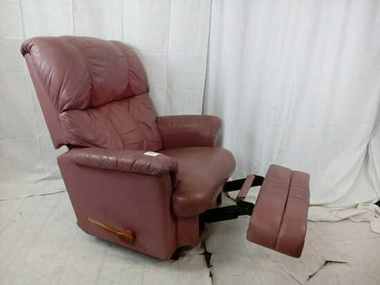 Pink Reclining Chair