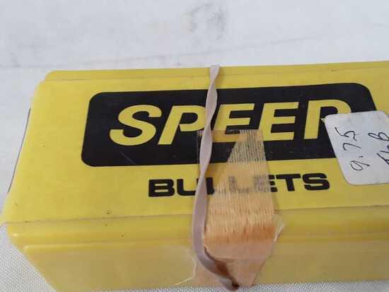 SPEER 44CAL 225 GR  BULLETS