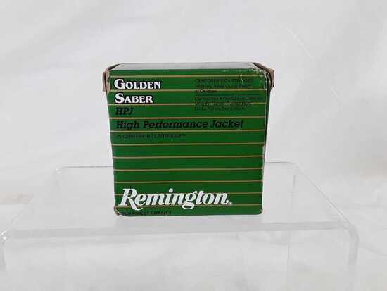 1 BOX REMINGTON .45 AUTO AMMO