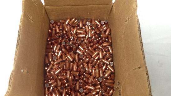 1 BOX REMINGTON 30 CARBINE BULLETS