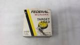 1 BOX FEDERAL MONARK 20 GAUGE SHOTGUN AMMO