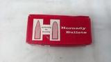 1 BOX OF HORNADY 30 CAL MATCH BULLETS