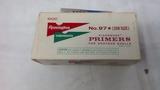 1 BOX OF 209 REMINGTON PRIMERS
