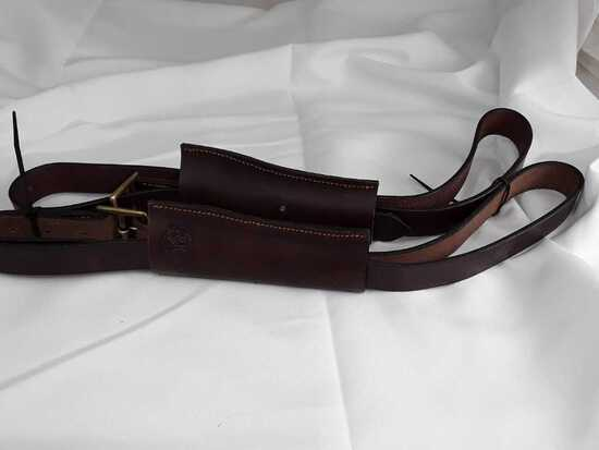 LEAT 900BR-STIRRUP LEATHERS 1 1/4 BROWN
