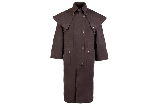 OWO 100BR8 TASMAN COAT BROWN 2XL