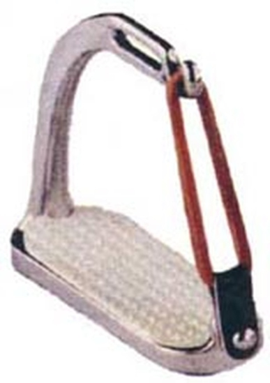 STIR 150 PEACOCK SAFETY STIRRUPS S/S