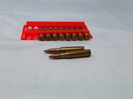 10 ROUNDS PS 7.62 CAL AMMO