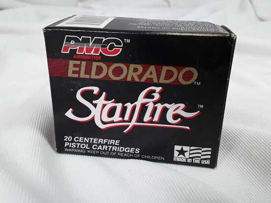 1 BOX ELDORADO 45 AUTO AMMO