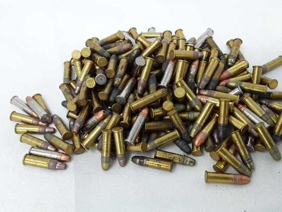 VARIOUS BRANDS OF .22 LR AMMO