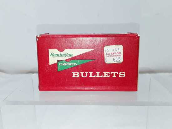 1 BOX REMINGTON 280 BULLETS