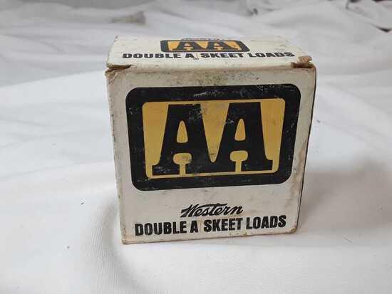 1 BOX WESTERN 20 GA SHOTGUN AMMO