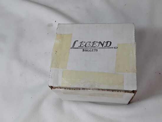 1 BOX OF 45 COLT BULLETS