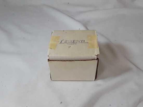 1 BOX OF 10MM BULLETS