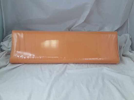 "60"" ORANGE PREMIUM BROADCLOTH BOLT"
