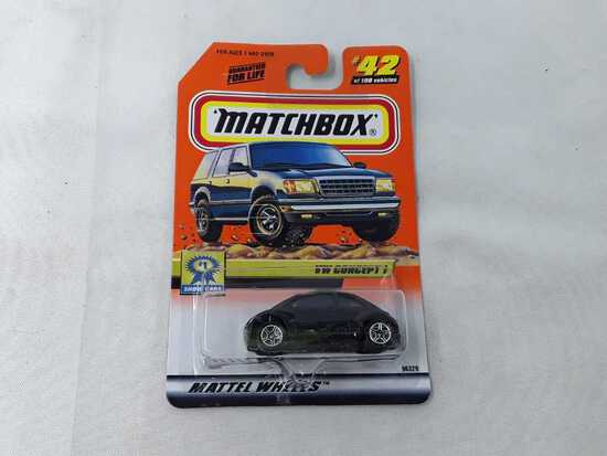 MATCHBOX VW CONCEPT 1 #42