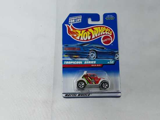 HOT WHEELS TROPICOOL SERIES BAJA BUG
