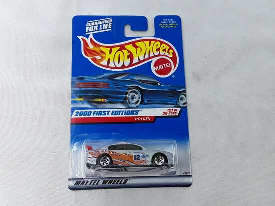 HOT WHEELS 2000 1ST EDITION HOLDEN