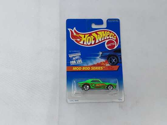 HOT WHEELS MOD BOD SERIES '67 CAMARO