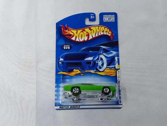 HOT WHEELS 2001 1ST EDITION 1971 PLYMOUTH GTX